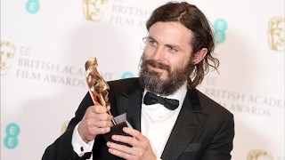 Лауреаты BAFTA показали свои трофеи перед вечеринкой (новости)