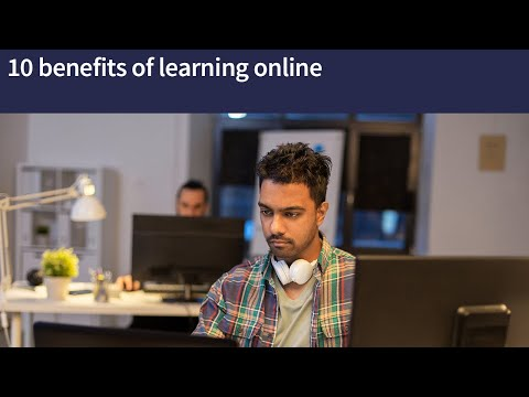 10 benefits of learning online   LEARNING PEOPLE from YouTube · Duration:  1 minutes 30 seconds