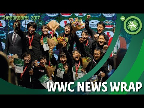 NEWS WRAP - WOMEN'S WORLD CUP