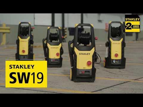 STANLEY Ferramentas - Lavadora de pressão 1.900W - SW19