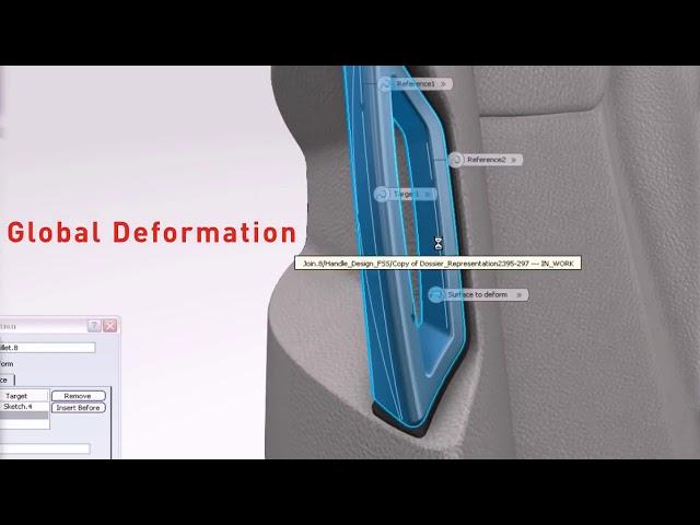 CATIA V6 Industrial Design CATIA