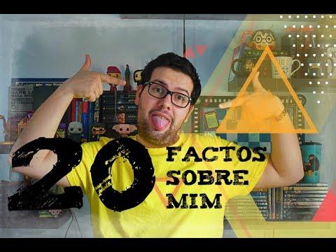 20 Factos sobre Mim