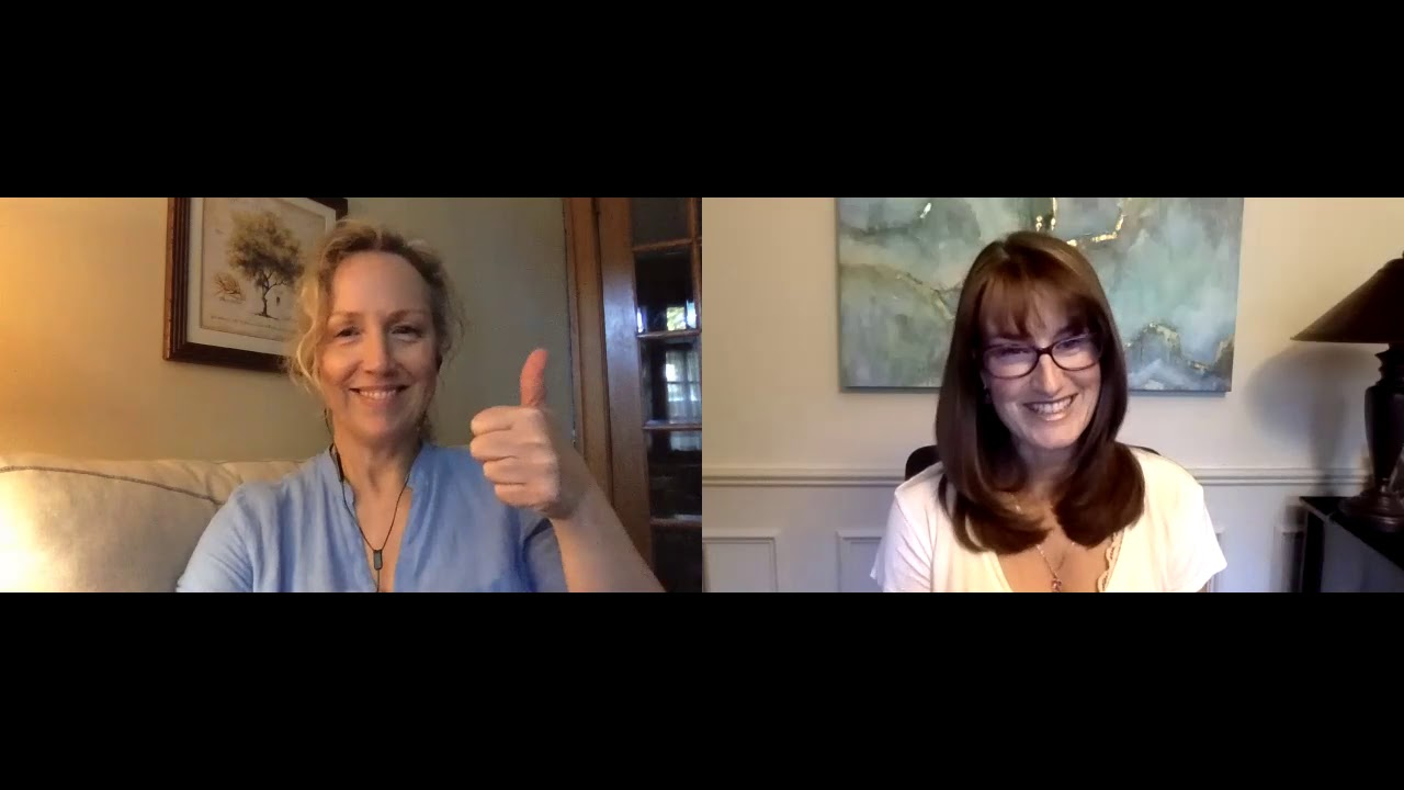 Mindset mentor talks 'menopause' with Dr. Hansen!