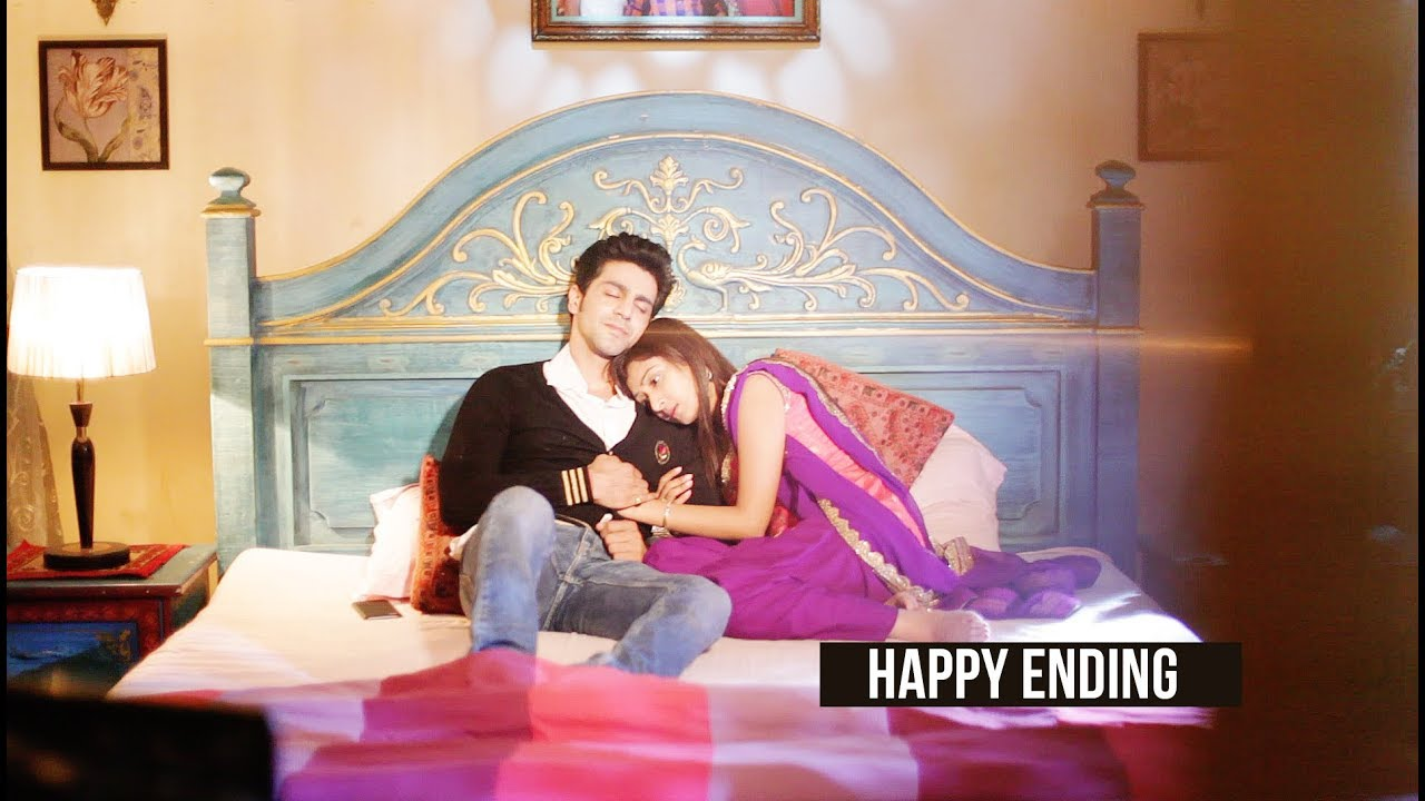 Download Raj & Preet's cute ROMANCE | Waaris | On location