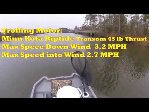Sun Dolphin Sportsman Crappie Fishing Lake Smith & Lake Lawson Virginia Beach