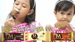 [rasa-rasa] Lezatnya Makan Es Krim MAGNUM 💖 Ice Cream Kesukaan Jessica Jenica