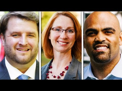 Progressives Coming To Sweep Republicans From Office