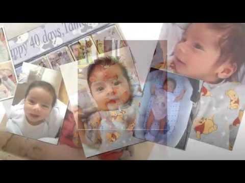 Tamerlanın 1 yaşı - Tamerlan's first birthday