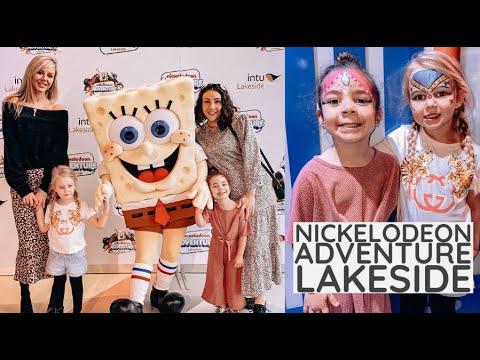Nickelodeon Adventure Intu Lakeside Ad Hosted Youtube