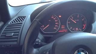 BMW 118d - Bruit de sifflement moteur