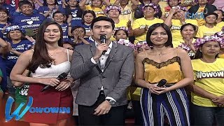 Wowowin: Christian Bautista in the house!