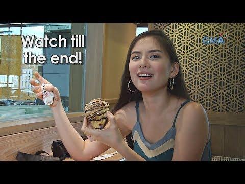 Taste MNL: What is Arra San Agustin's verdict on Ice Cream Tempura? | GMA One