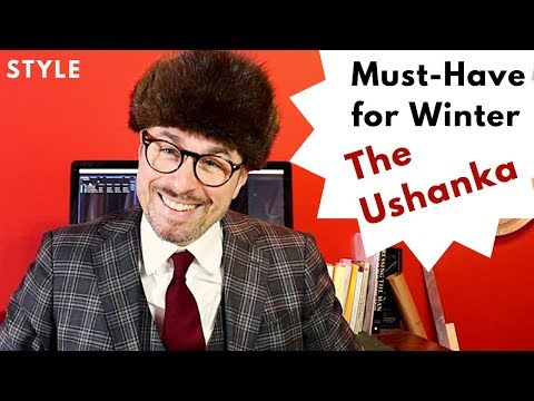 Must-have For Wintertime – The Russian Ushanka