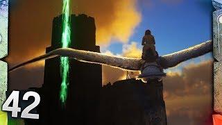 ARK: Survival Evolved Ragnarok - MOVING TO THE CASTLE