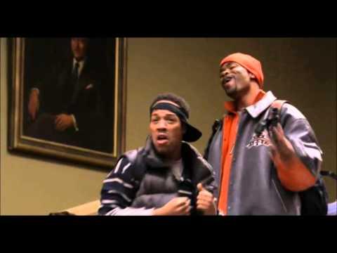 Jamal Makes Fun Of Dean Kain How High