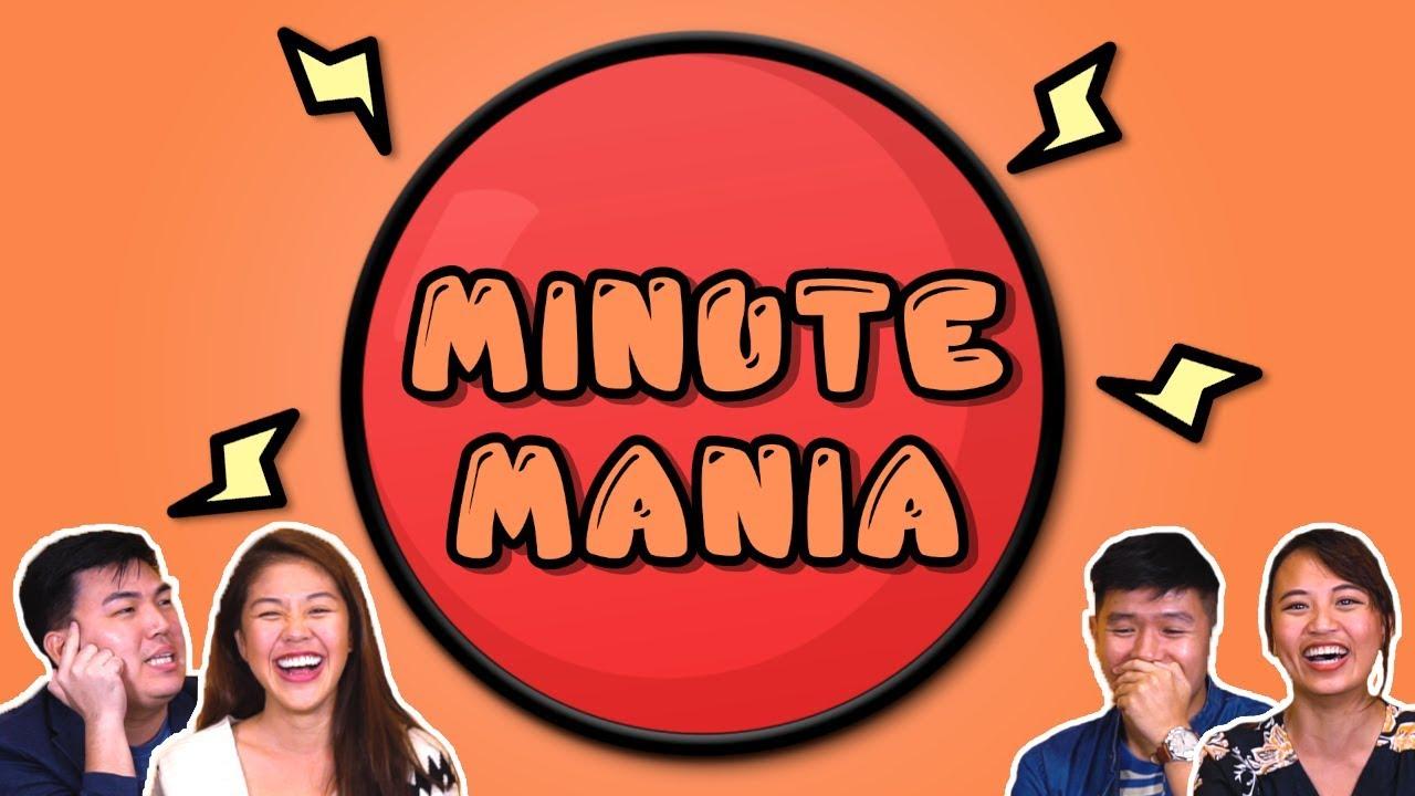 Minute Mania: Singapore's School Quiz