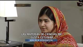 LA ENTREVISTA POR ADELA 11 SEPTIEMBRE 2014 MALALA YOUSAFZAI
