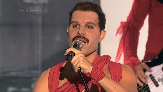 Your Face Sounds Familiar - Adam Strycharczuk as Freddie Mercury - Twoja Twarz Brzmi Znajomo