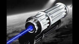 Đèn laser 810 tia xanh dương công suất cao chiếu xa 4000m