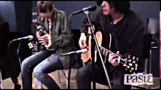 Black Rebel Motorcycle Club - Shuffle Your Feet (acoustic)