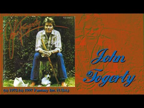 John Fogerty: John Fogerty (Full Album) 1975