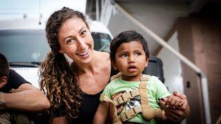 Heartbreaking and humbling emotional Van Life in Guatemala