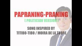 TITIBO-TIBO BY MOIRA DE LA TORRE I POLITICIAN VERSION
