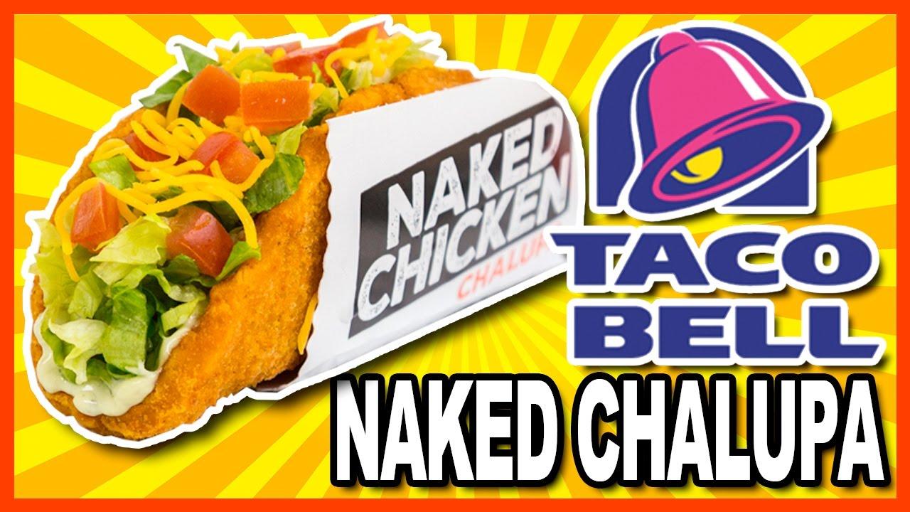 Copycat taco bell naked chicken chalupa recipe