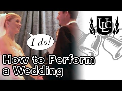 How to Perform a Wedding Ceremony (In 4 Simple Steps!)