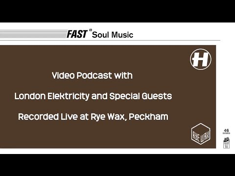 Hospital Podcast 259: Fast Soul Music Special
