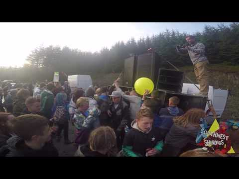 UKTEK 2016 movie Llandewi brefi free party may bank holiday
