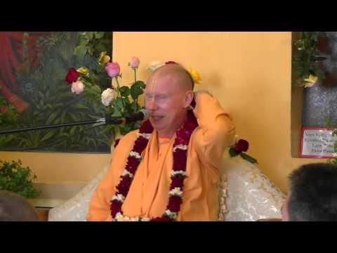 Чайтанья Чаритамрита Мадхья 13.119 - Бхакти Чайтанья Свами