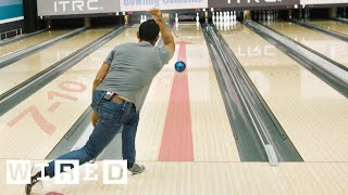 Why Its Almost Impossible to Make a 7-10 Split in Bowling | WIRED