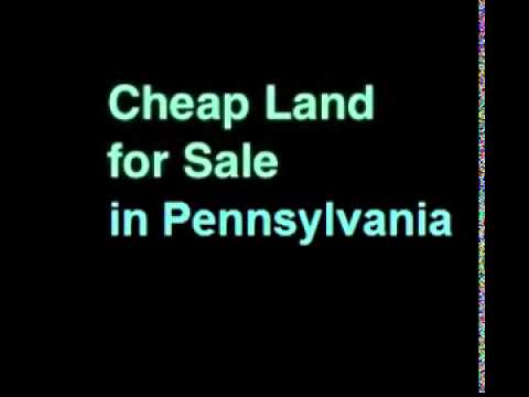 Cheap Land for Sale in Pennsylvania – 1 Acre – Erie, PA 16506