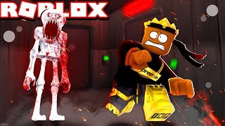 SCP 096 ATTACKED me in Roblox... *SCARY*
