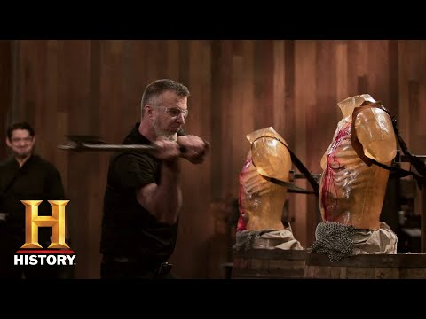 Forged in Fire: Horseman's Axes Tested (Season 5, Episode 13