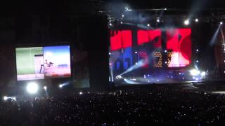 One Direction - Intro + Midnight Memories (Santiago, Chile 01/05)