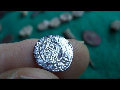 Metaldetecting: Medieval Silver Hammered City of Ghent! (nr180)