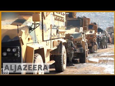 🇹🇷 🇸🇾 Turkish troops set up observation posts in Syria's Idlib | Al Jazeera English