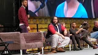 The Walking Dead Panel auf der German Comic Con 2019 in Dortmund