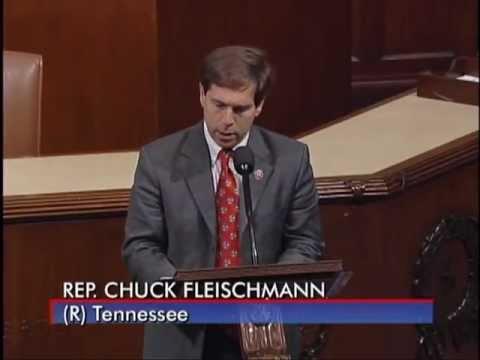 Rep. Chuck Fleischmann Addresses Budget Concerns