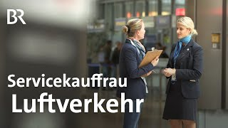 Servicekaufmann Luftverkehr Ausbildung Beruf
