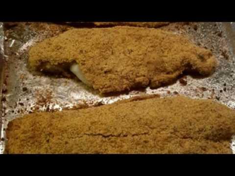 Recipe: Oven-Fried Catfish