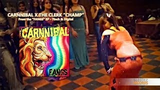 Carnnibal X The Clerk - Champ - From the Fangs Ep