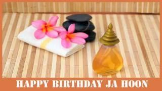 JaHoon   Birthday Spa - Happy Birthday