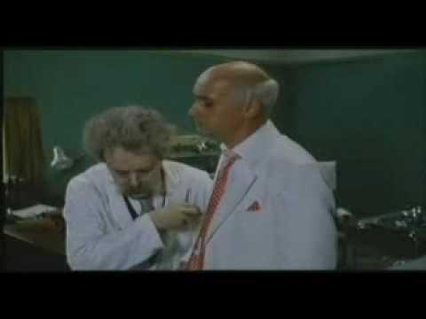 Picassos äventyr - Doktor scenen
