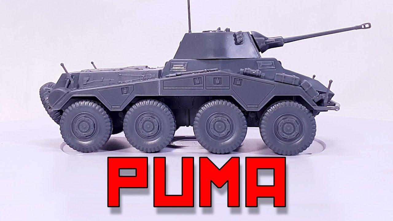 puma warlord