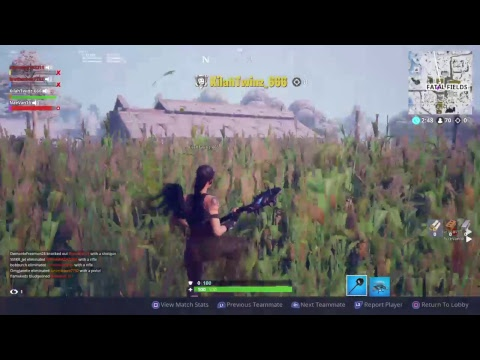 Fortnite Live PS4| Stream Snipe Lobbies | GIFT CARD GIVEAWAY