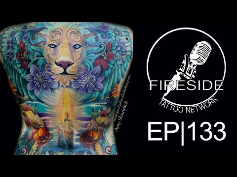 Amy Shandick | Star of Texas Tattoo Art Revival | EP 133
