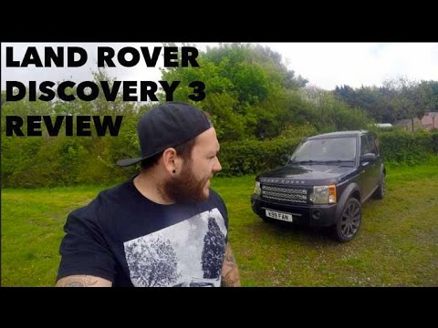 Owning A Land Rover Discovery 3, 4x4 Review | MANY PROBLEMS!